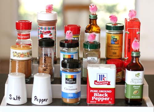 Spices-organized